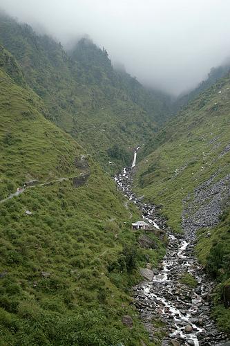 Bhagsu Dharamkot Bhagsu Waterfall Bhagsunag Temple